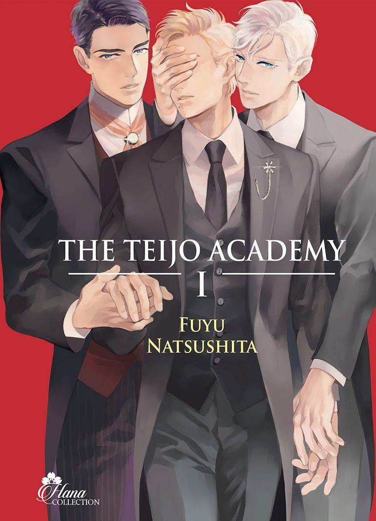 The Teijo academy tome 1
