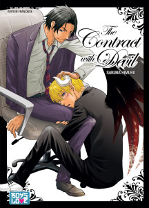 manga The Contract With Devil
