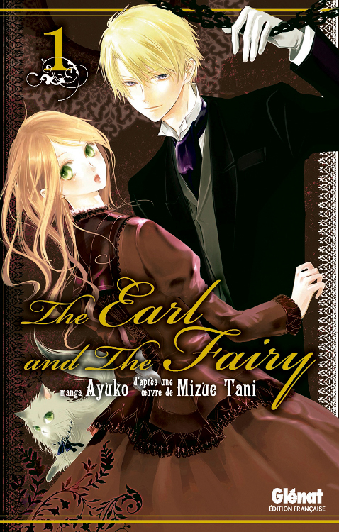 manga The earl and the fairy
