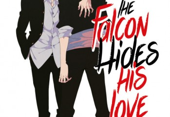 manga The Falcon hides his love