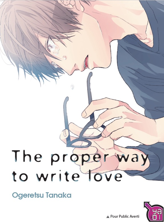 The proper way to write love manga