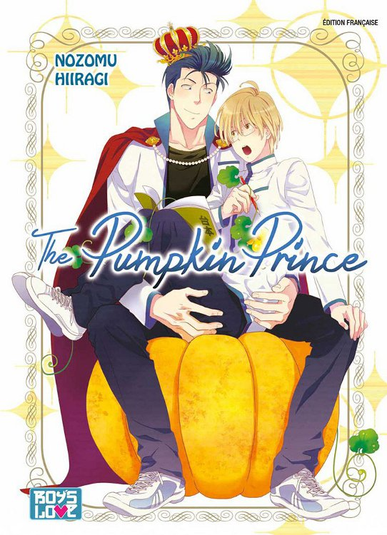 Manga The pumpkin prince