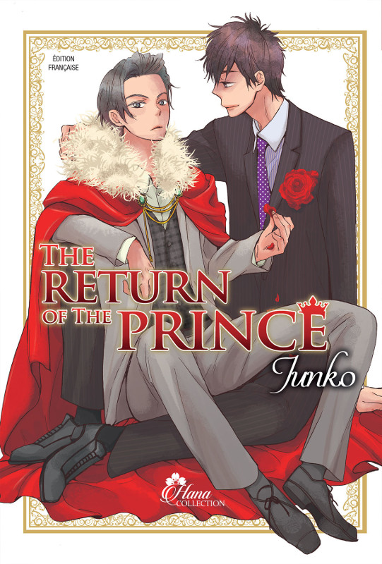 The return of the prince yaoi