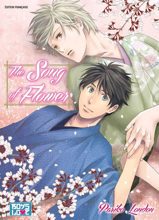 manga The song of flower