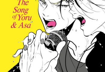The song of Yoru and Asa manga