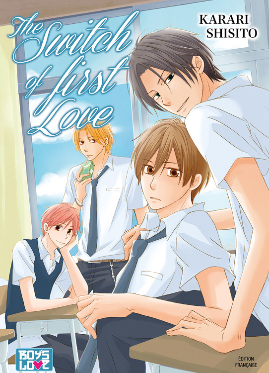manga The switch of first love