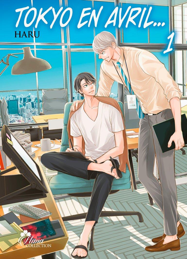 Tokyo en avril tome 1