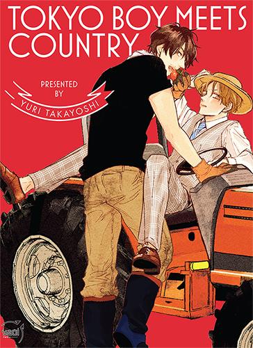 Tokyo boy meets country yaoi
