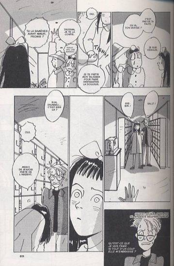 Manga Tokyo Girls Bravo