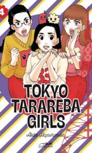 Tokyo tarareba girls tome 4