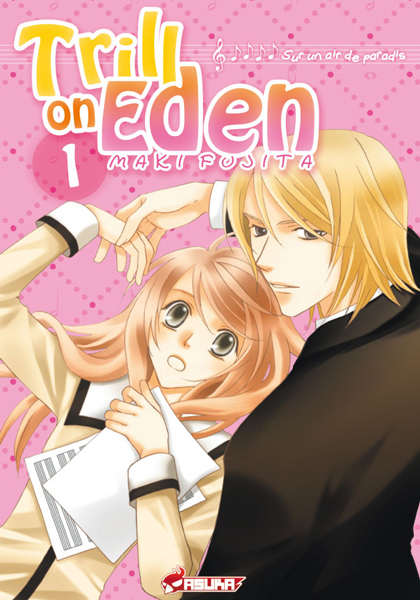 Trill on Eden tome 1