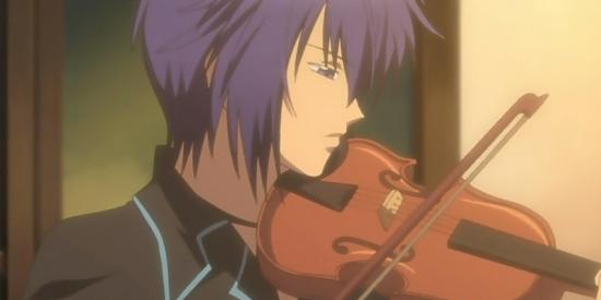 ikuto tsukiyomi violon