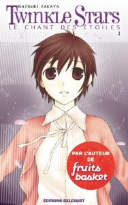 Manga twinkle stars