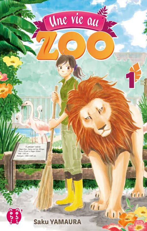 manga Une vie au zoo tome 1
