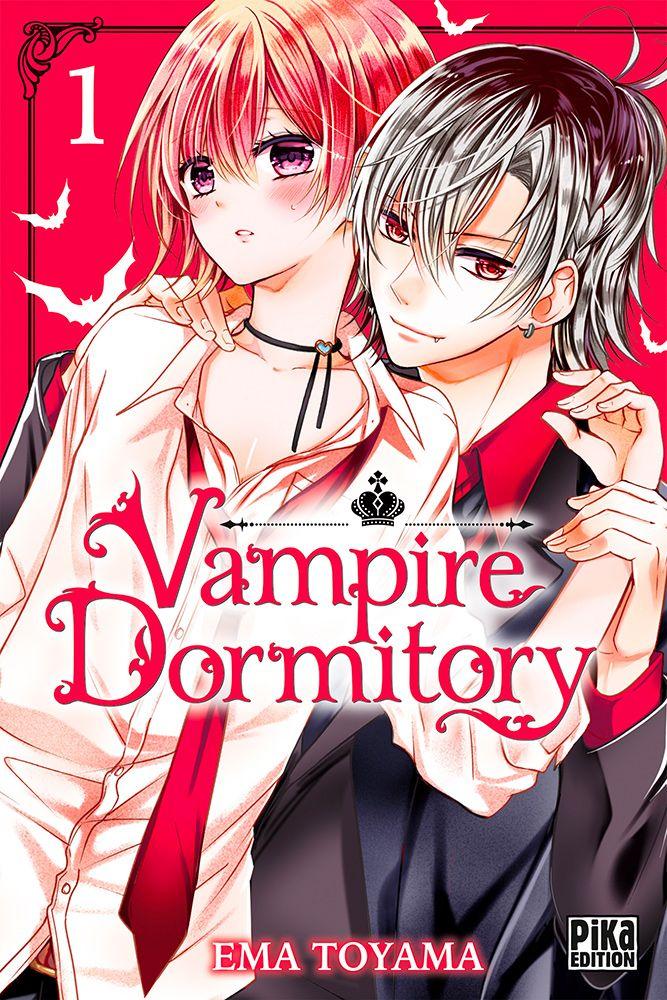 Vampire dormitory tome 1