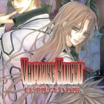 vampire knight light novel shojo