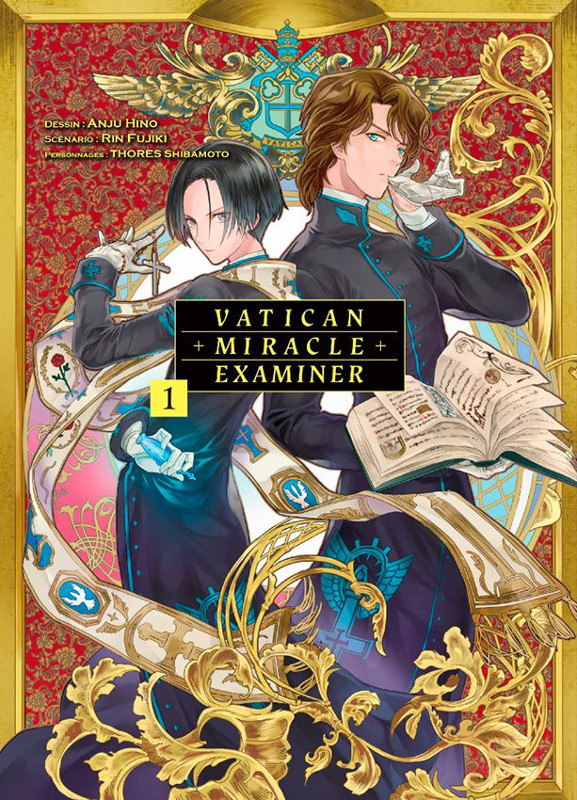 Vatican Miracle Examiner tome 1