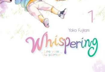 Whispering, Les voix du silence tome 1