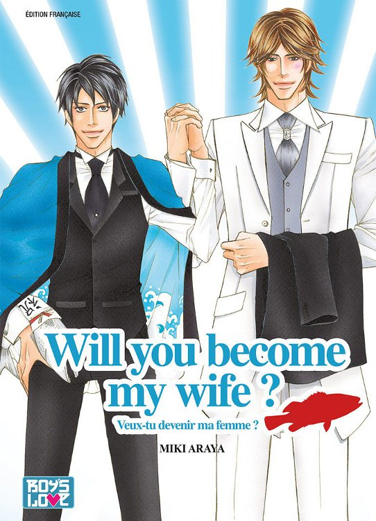 manga Will you become my wife ?