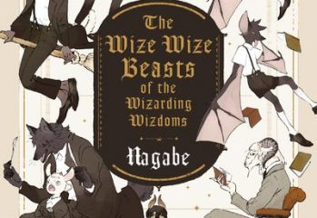 Couverture du one-shot The Wize Whize Beasts