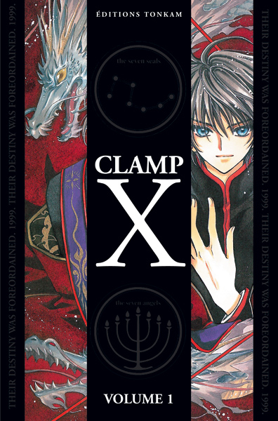 Manga X Clamp