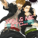 Manga you & me etc...