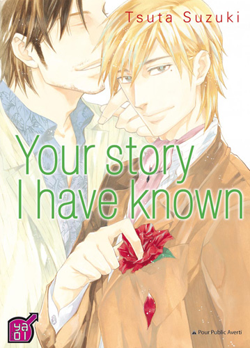 manga Your story I have known